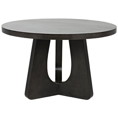 Nobuko Dining Table Size: 30 H x 48 W x 48 L