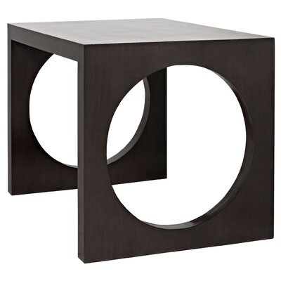 Bunko End Table