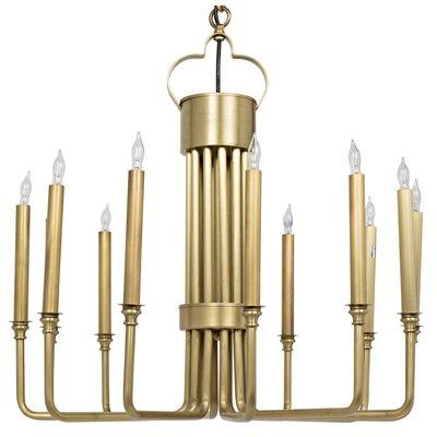 Kooper 12-Light Candle-Style Chandelier