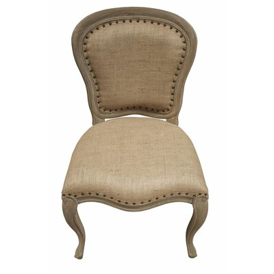 Low Price Noir Anatole Side Chair