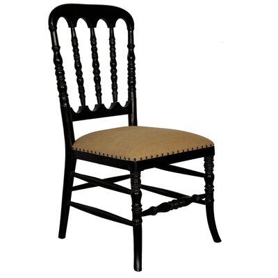 Low Price Noir Vitesse Side Chair