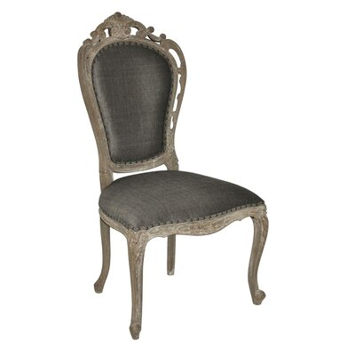 Low Price Noir Orleon Side Chair