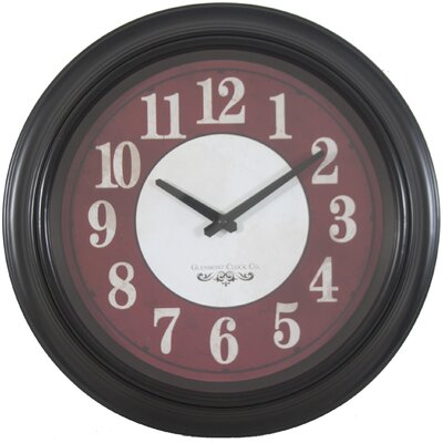 16 Glenmont Wall Clock
