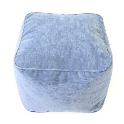 Pouf Upholstery: Sky Blue