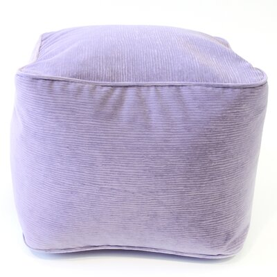 Pouf Upholstery: Lilac