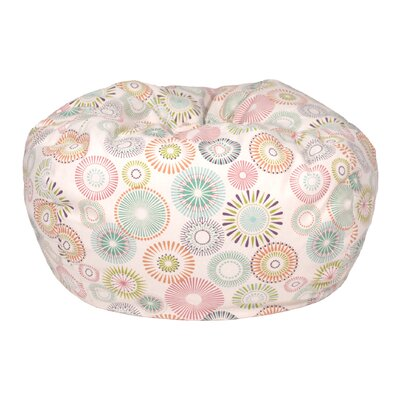 Starburst Pinwheel Small/Toddler Bean Bag Chair
