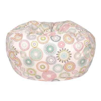Starburst Pinwheel Medium Bean Bag Chair