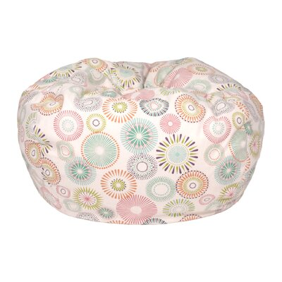 Starburst Pinwheel Large Bean Bag Chair