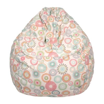 Starburst Pinwheel Bean Bag Chair