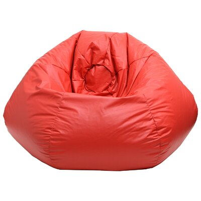 Bean Bag Chair Color Red Size Xx Large