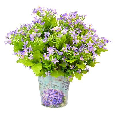 Spring Additions Gypso Floral Tin