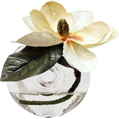 Magnolia Acrylic Water Vase