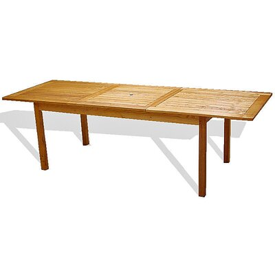 Riviera Table with Butterfly Extension Table Size: 70 - 98