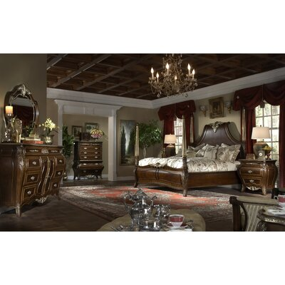 Imperial Court Four Poster Customizable Bedroom Set