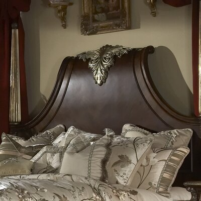 Imperial Court Sleigh Headboard Size: King