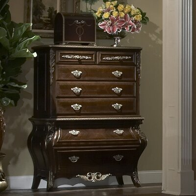 Imperial Court 5 Drawer Chest