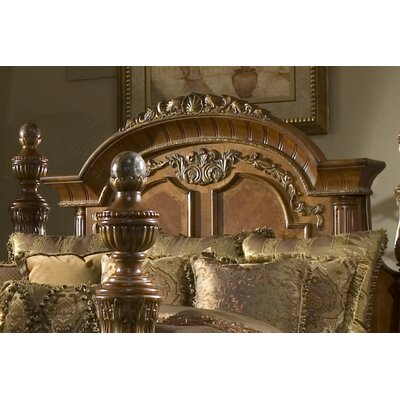 Villa Valencia Panel Headboard Size: King