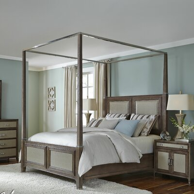 Biscayne West Canopy Bed