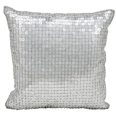 Square Sequin Throw Pillow