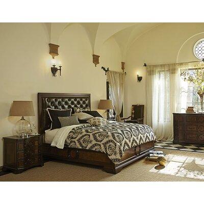 Bella Cera Platform Configurable Bedroom Set