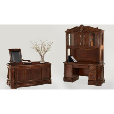 Windsor Court Standard Desk Office Suite Product Photo 1125