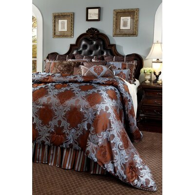 Bellingham Court 12 Piece Queen Comforter Set