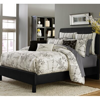 Madison Reversible Comforter Set Size: Queen