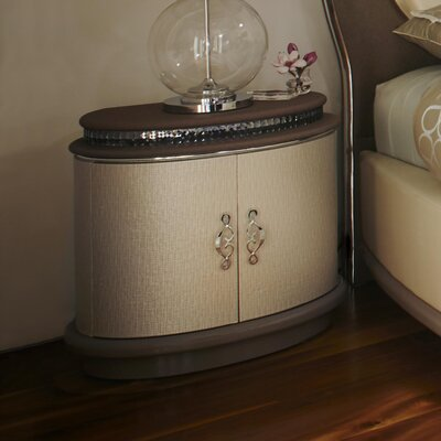 Overture 1 Drawer Nightstand