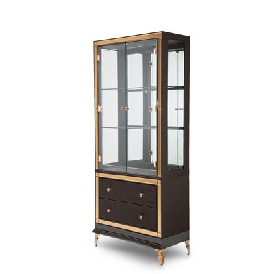 Hollywood Loft China Cabinet