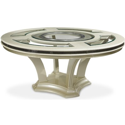 Hollywood Swank Round Dining Table