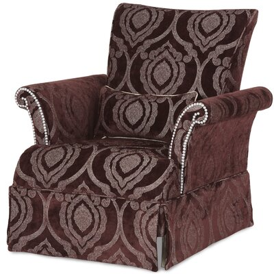 Hollywood Swank Armchair