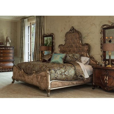 Platine De Royale Upholstered Platform Bed