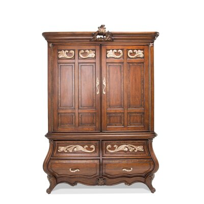 Platine De Royale 2 Door Armoire