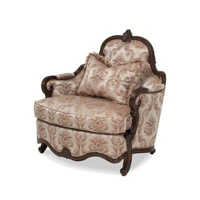 Platine De Royale Chair and a Half Finish: Light Espresso