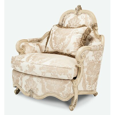Platine De Royale Chair and a Half Finish: Champagne
