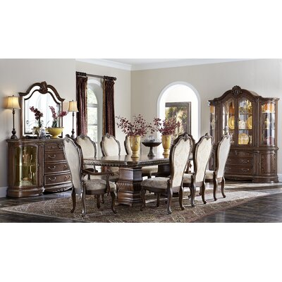 Bella Veneto 9 Piece Dining Set