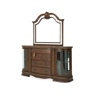 Bella Veneto Sideboard with Mirror