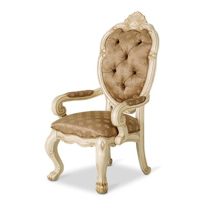 Chateau De Lago Solid Wood Dining Chair