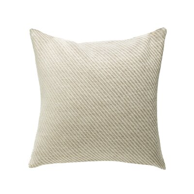 Axel Throw Pillow Color: Cream