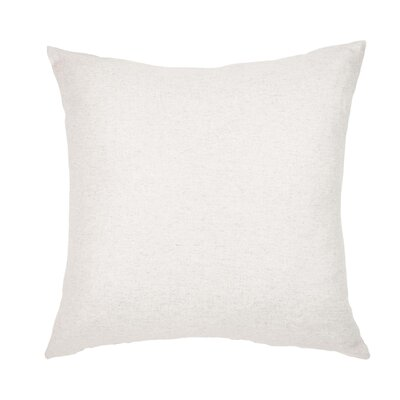 Dublin Throw Pillow Color: White