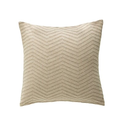 Zuri Throw Pillow Color: Meer