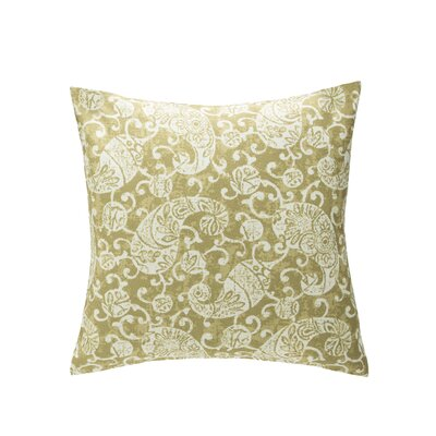 Kendari Throw Pillow Color: Matcha