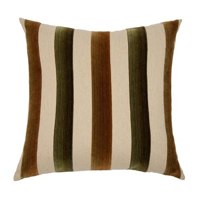 Malibu Throw Pillow Color: Seaweed