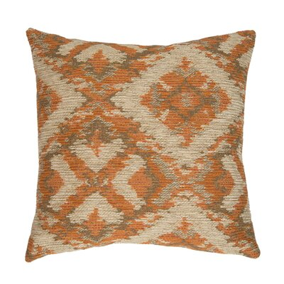 Arizona Throw Pillow Color: Pekoe