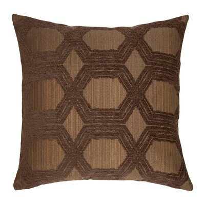 Protocal Throw Pillow Color: Mink