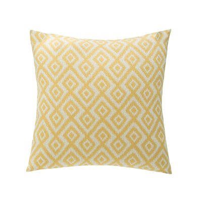 Tripoli Throw Pillow Color: Gold
