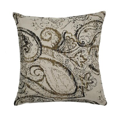 Dynasty Throw Pillow Color: Dusk