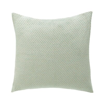 Axel Throw Pillow Color: Aqua