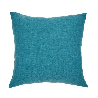 Dublin Throw Pillow Color: Peacock