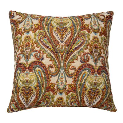 Hudson Throw Pillow Color: Natural